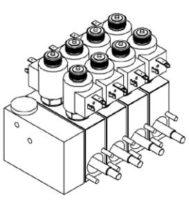 EM-01 Пропорциональный модуль для ручных гидрораспределителей