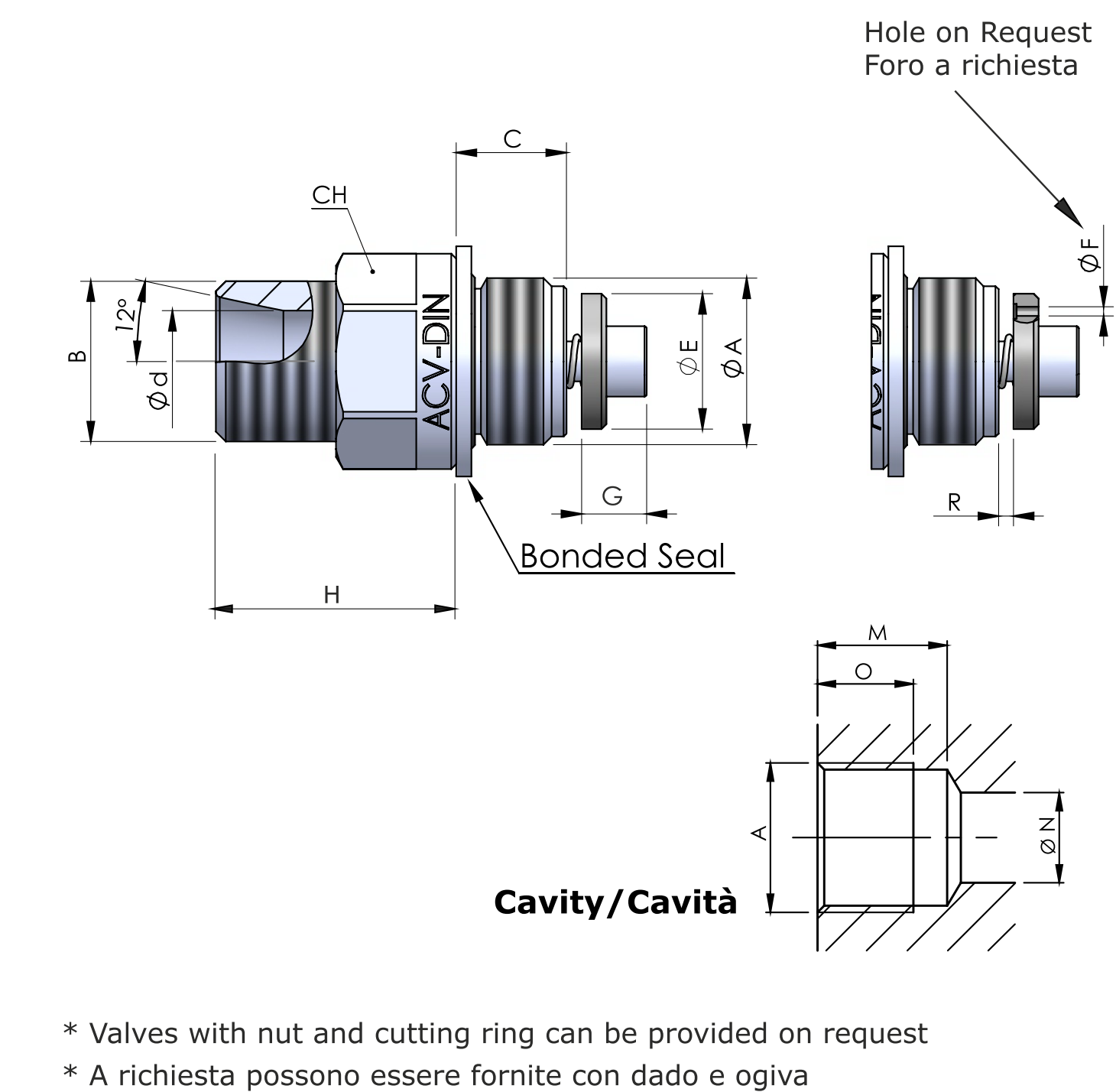 ACV-DIN-2353 схема