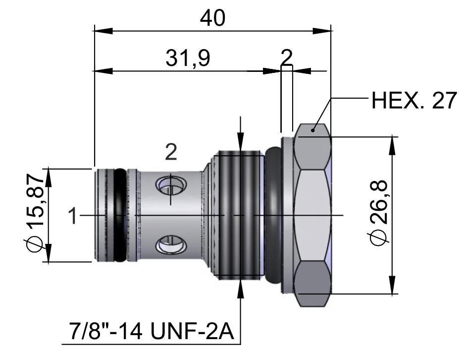 CVU-522-C-2P-S01 схема