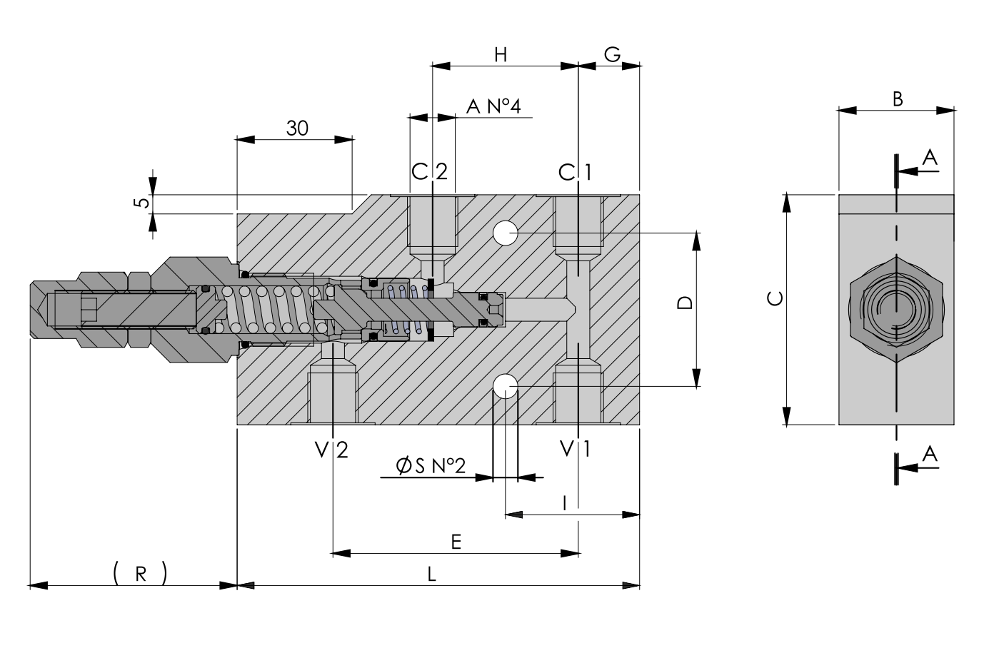 LHV-1 схема