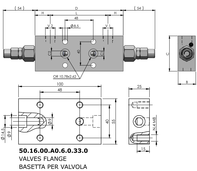 LHV-2-FL схема