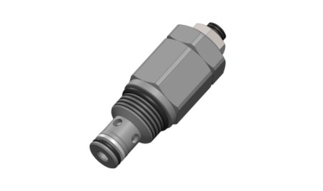 RVD-20 Вставной предохранительный клапан прямого действия, управляемый конусообразный тарельчатый тип