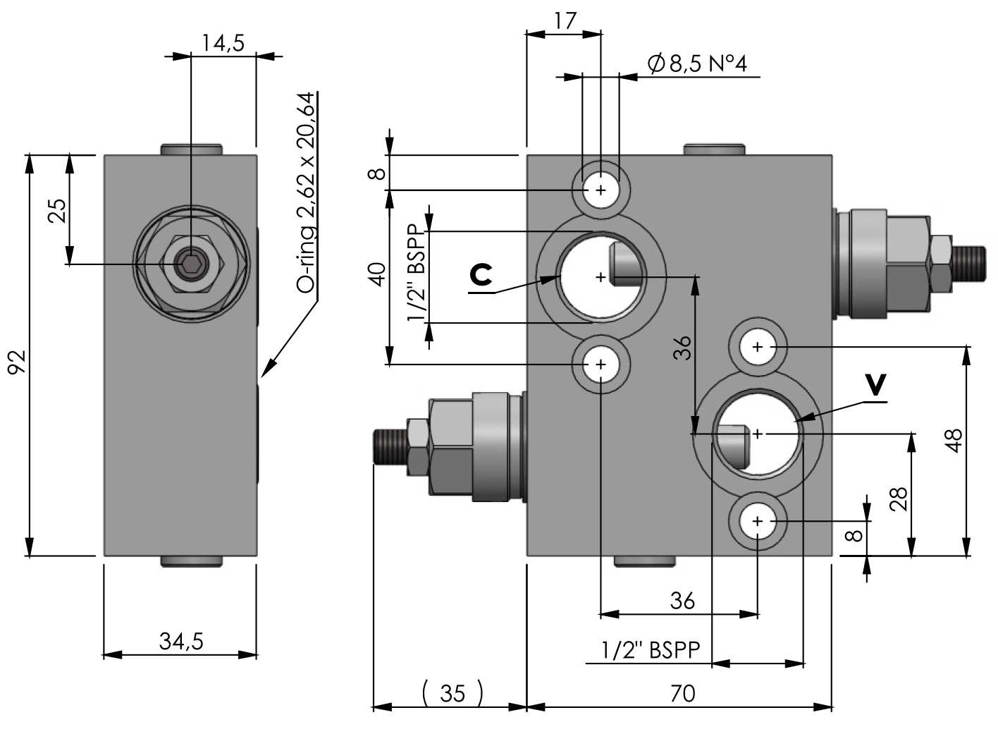 RVD-FL-SC-OMP-OMR-40 схема