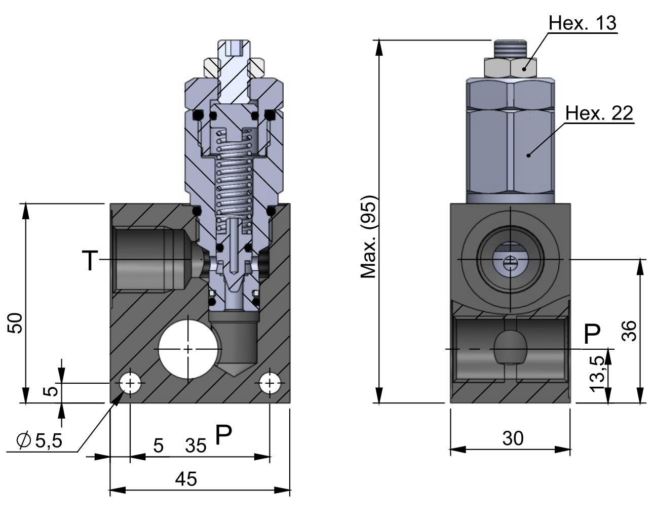 RVD-M-20 схема