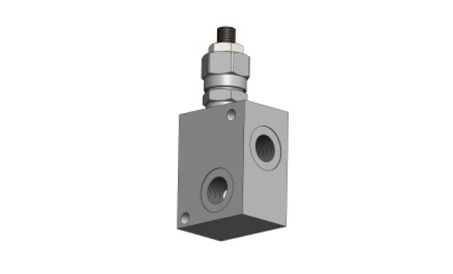RVD-M-30 Предохранительный клапан прямого действия
