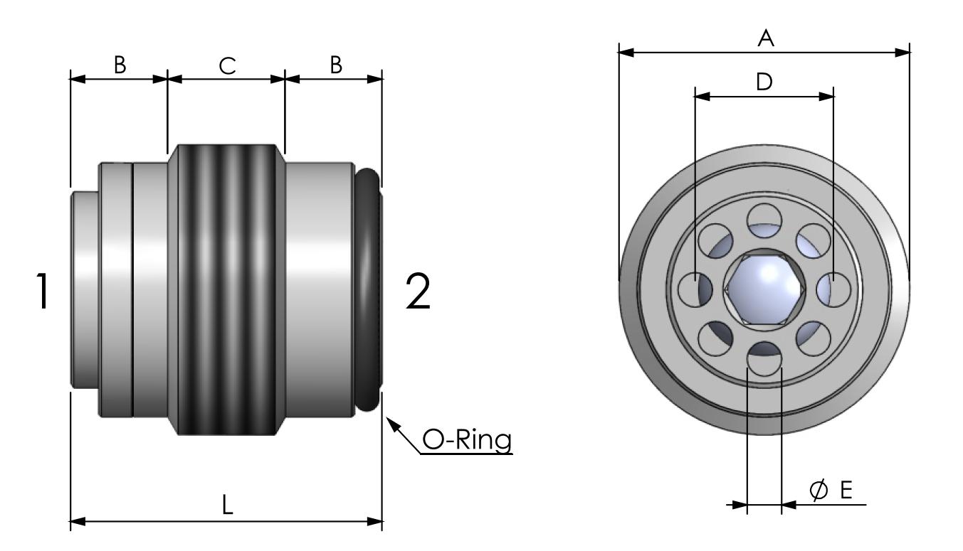 CVU-IR схема