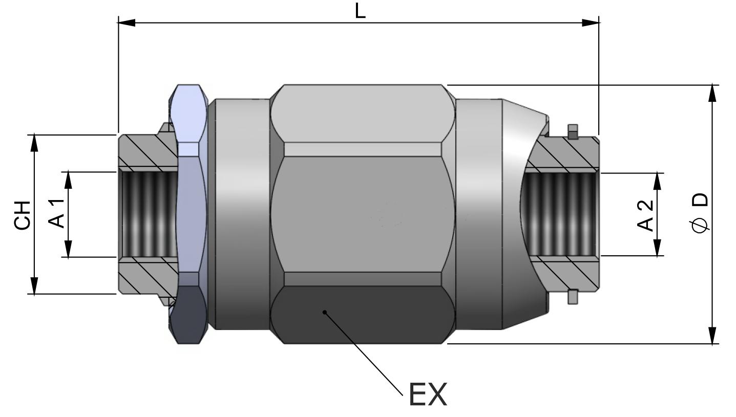 FCV-1-EX схема