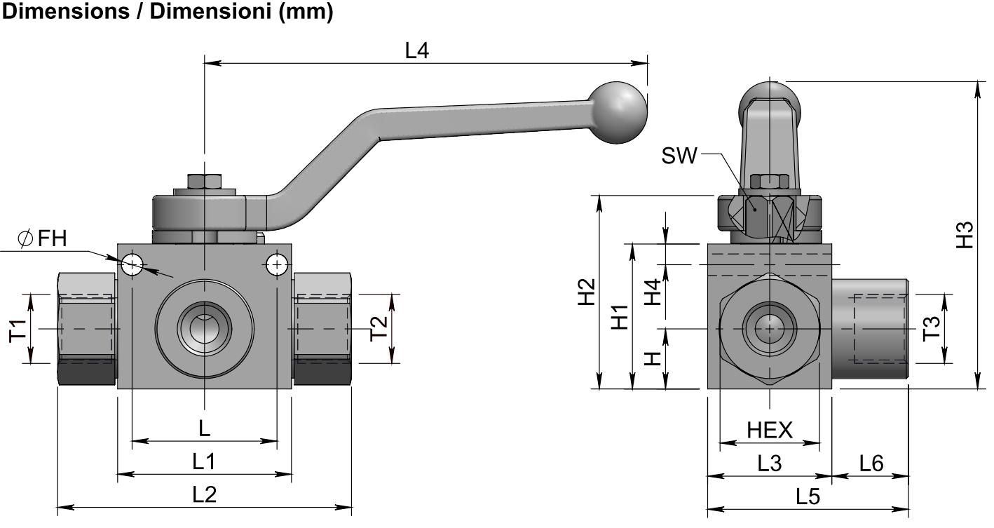 HPB3-B схема
