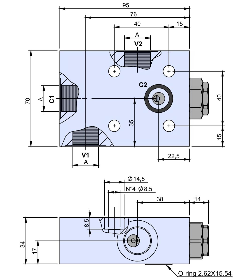 POC-1-FL схема