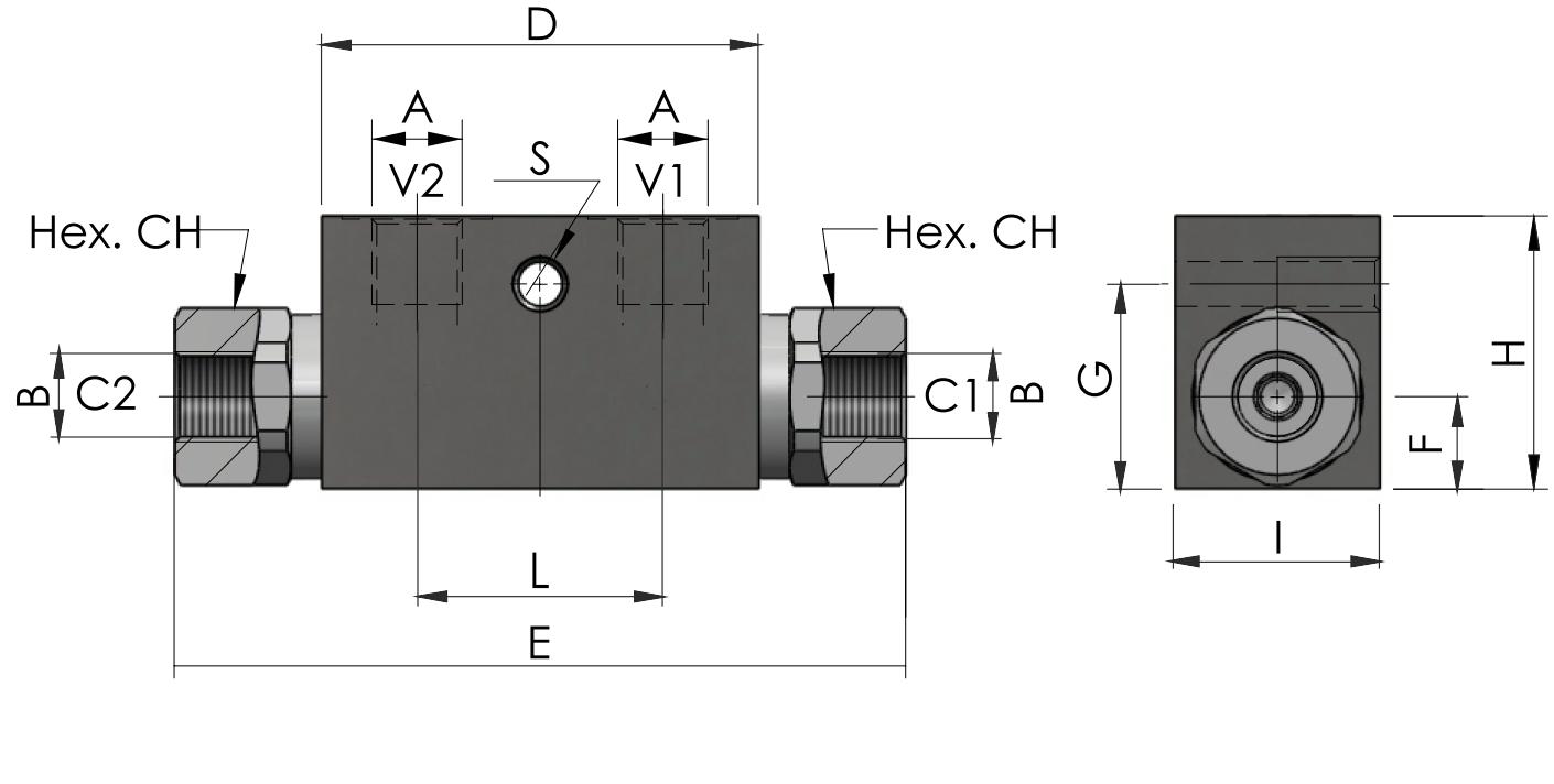 POC-1-S схема