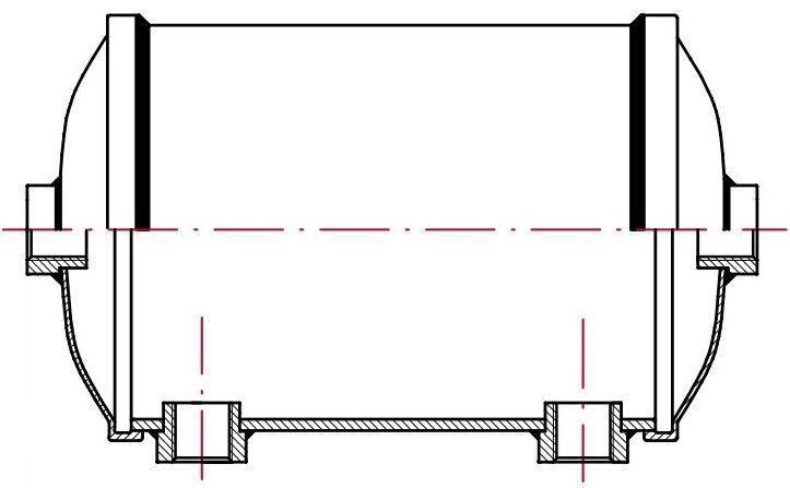Гидроаккумулятор (Бак) PV