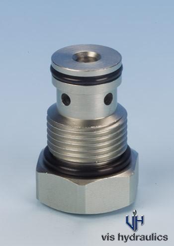 Обратный клапан CVS4.S10, Картриджный тип