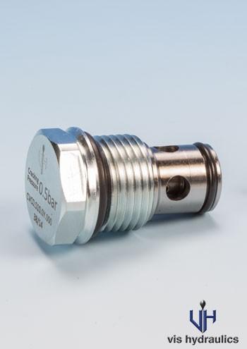 Гидрозамок SPC0.S10, Картриджный тип