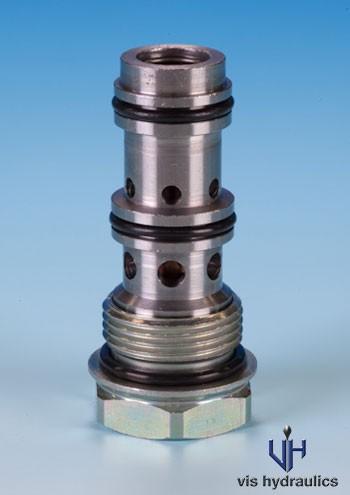 Гидрозамок SPC4.M22, Картриджный тип