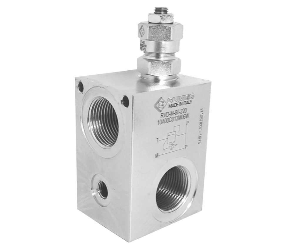 Предохранительный клапан RVD-M-80-220